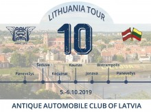 Lithuania Retro Tour 2019